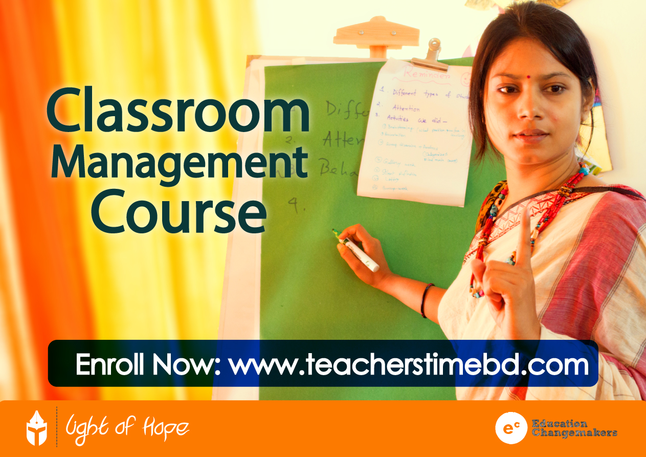 Online Course on Classroom Management